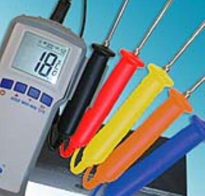 Termistör Problu Termometre