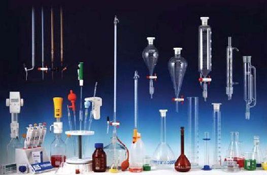 Laboratuvar Cam Malzemeler